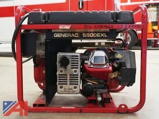 Generac 6500EXL Portable Gas Generator