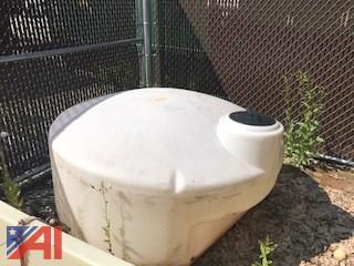 Polyethylene Bulk Liquid Storage Tank