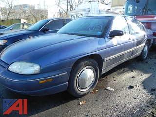 1996 Chevrolet Lumina 4 Door