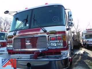 2006 American LaFrance Eagle Fire Truck