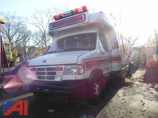 1997 Ford E450 Ambulance