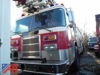 1998 Pierce Fire Truck
