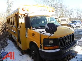 2006 GMC Savana G3500 School Bus