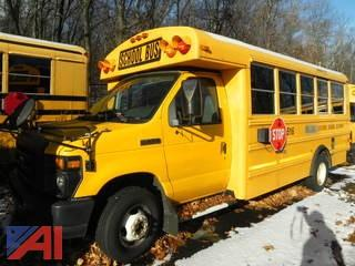 2009 Ford E450 Thomas School Bus