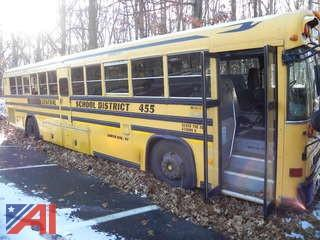 2005 Bluebird All American School Bus
