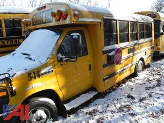 2011 Ford E450 Thomas School Bus