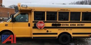 2006 Chevy GMC Savana G3500 School Bus