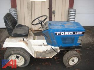 1989 Ford LGT14D Tractor