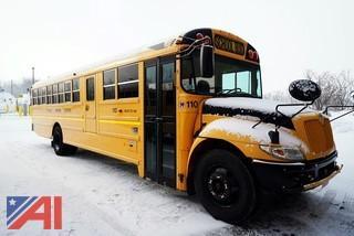 2008 IC CE 300 MaxxForce School Bus/110