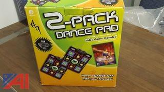 2-Pack Dance Pad New in Box