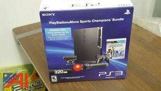 Sony PS3 New in Box