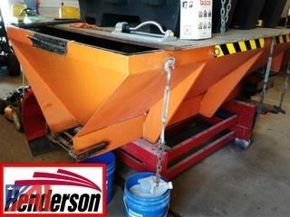 Henderson 7' FSP V-Box Spreader/Salter