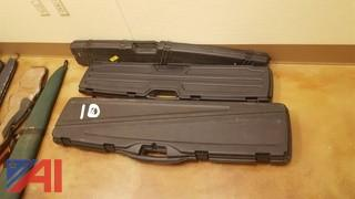 Assorted Gun Cases