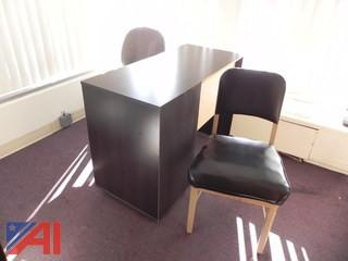 (#54) Desk, Office Cubicles, File Cabinets and More