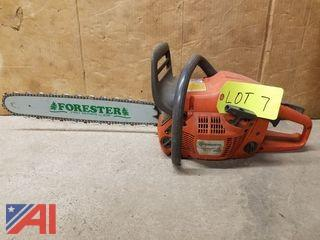 Husqvarna 460 Chain Saw