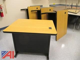 (10) Computer Tables