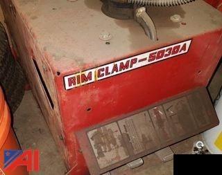 Coats Rim Clamp Tire Machine