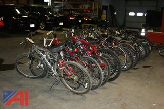 Large Lot of Miscellaneous Bikes