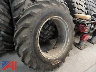 (1) Goodyear Tractor Tire
