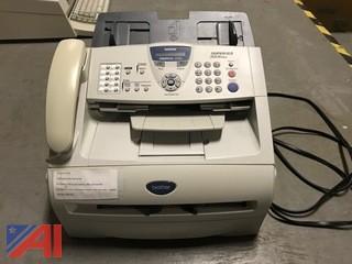 Fax Machine, Overhead Projector, Word Processor