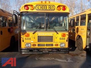 2002 Blue Bird TC2000 School Bus