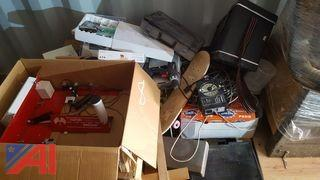 (1) Pallet of Assorted Electronic Components & More