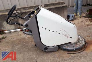 Pioneer Eclipse Revolution Floor Burnisher