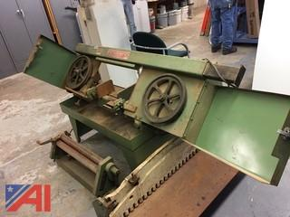 Carolina Equipment Band Saw