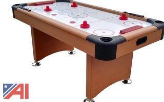 6' A503 Air Hockey Table