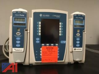 Alaris Medley IV Infusion Pump with Two Chambers