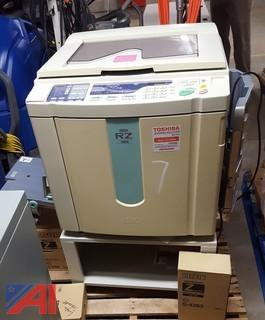Riso Copier Machine & Consumables