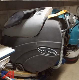 Convertamatic AXP Auto Floor Scrubber