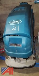 Tennant Auto Floor Scrubber