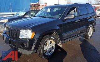 2006 Jeep Grand Cherokee Laredo Suburban