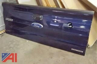 2011 Ford F150 Tailgate