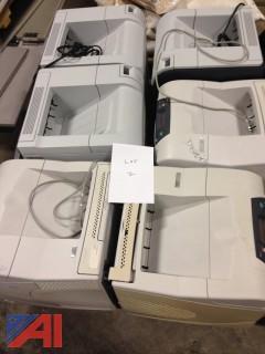 Assorted HP Laserjet Printers