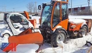 2007 Holder C4.74 Articulated Tractor