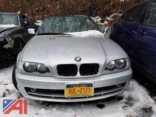2001 BMW 325 Convertible