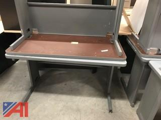 **Lot Updated** Computer Workstations/Tables
