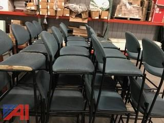 (30) Stool Height Chairs