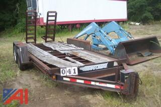 1996 Towmaster X1200 Trailer