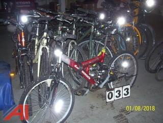 (19) Bicycles