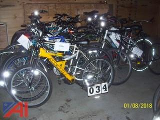 (23) Bicycles