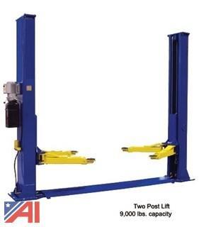 8800 LB Heavy Duty Two Post Auto Lift