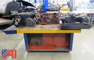 Ammco 6900 Twin Facing Tool Brake Lathe