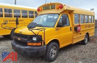 2007 Chevrolet Express Mini Bus