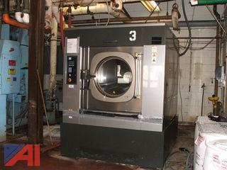 (2) Continental-Girbau Washer/Extractors