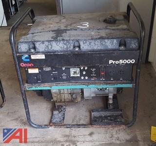 Onan Pro 5000 Generator