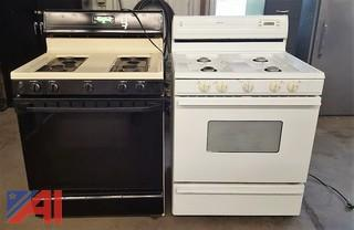 Assorted Gas Stoves