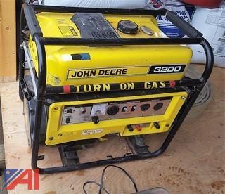 John Deere Generator